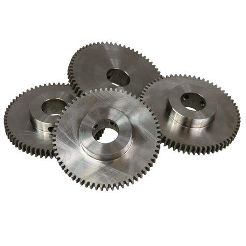 custom spur gears for factory machinery