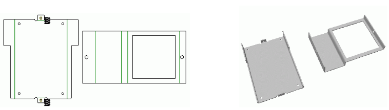 Drawing Bends | eMachineShop CAD Help Guide