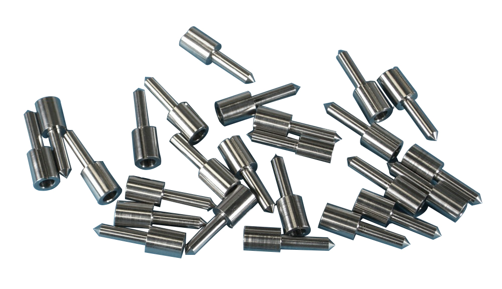 CNC Turned Parts in 316L Stainless Steel