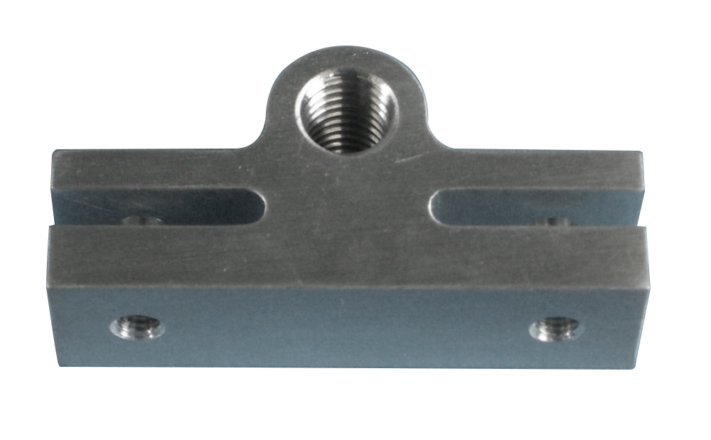 Aluminum Clamp for Research Project