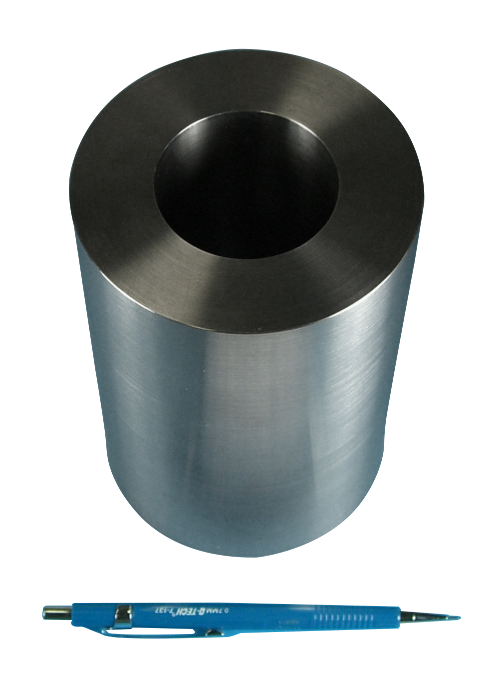 Steel Spacer - 6 in x 4 in OD - Stainless 316L