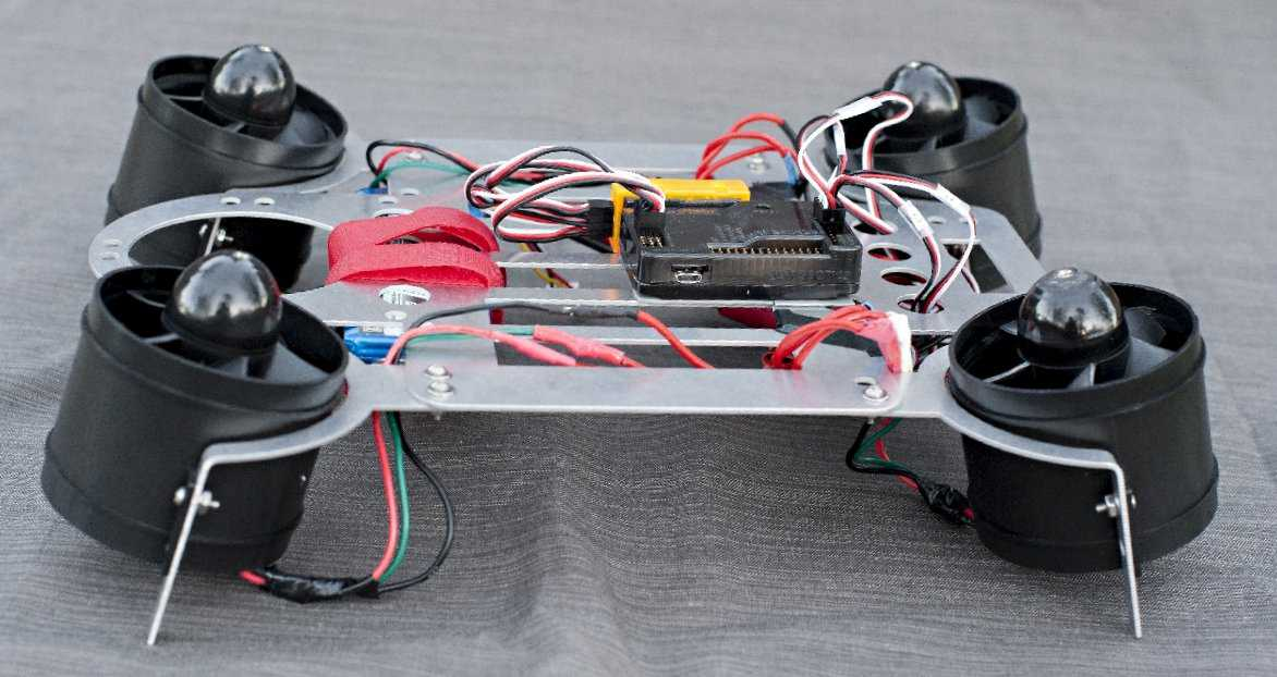 RC Ducted Fan Quadcopter