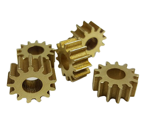 spur gears made with eMachineShop CAD gear creator