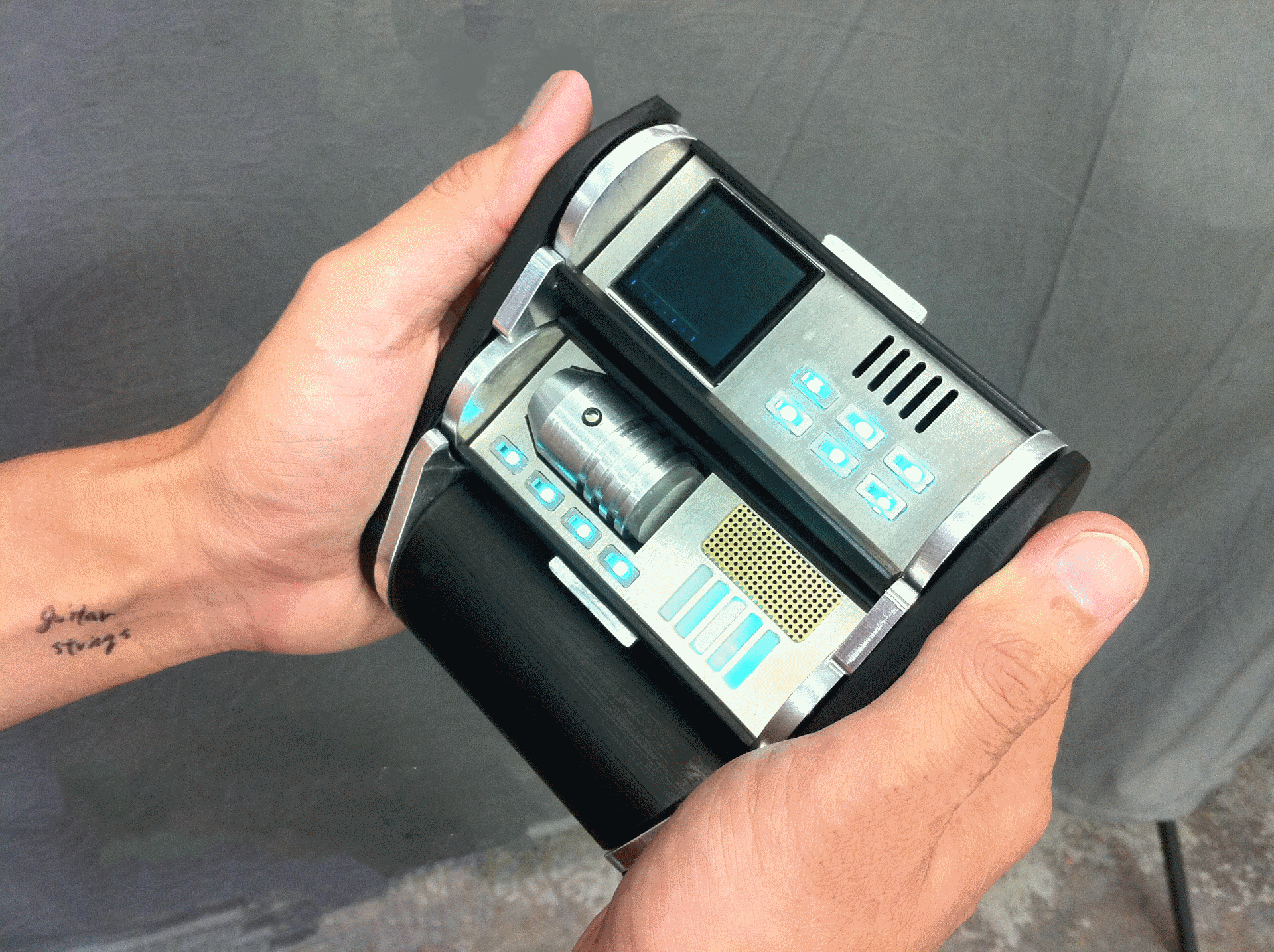 Tricorder Finished